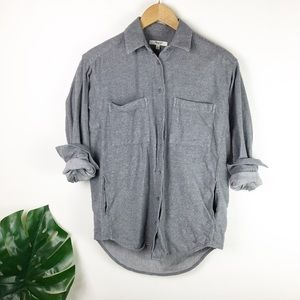 Madewell | oversized ex boyfriend shirt
